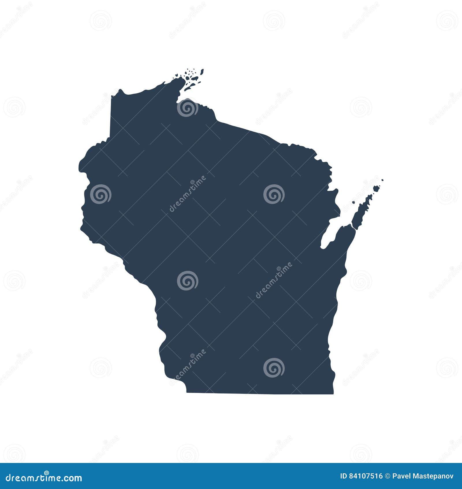 Översikt av Uen S statliga Wisconsin