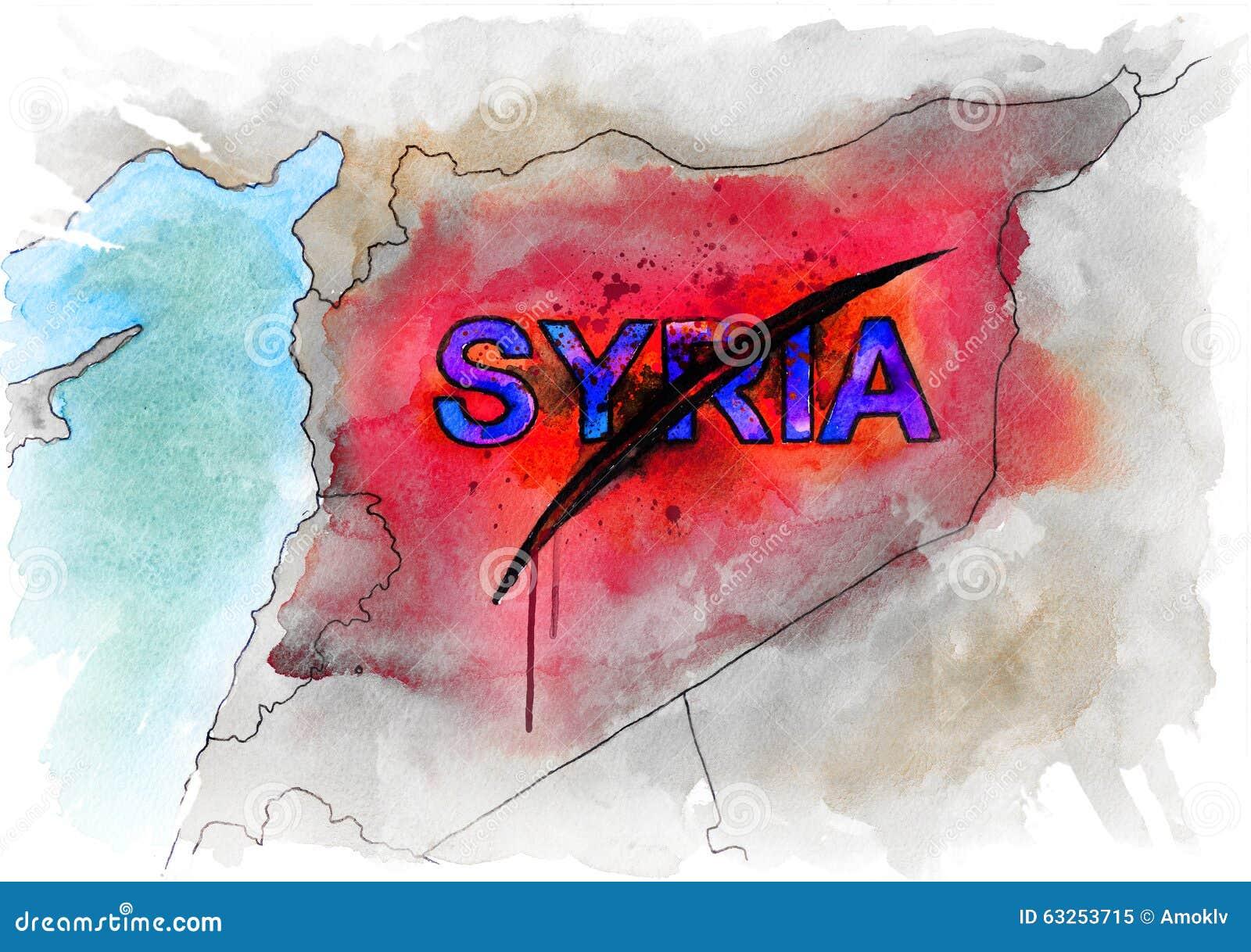 översikt syria