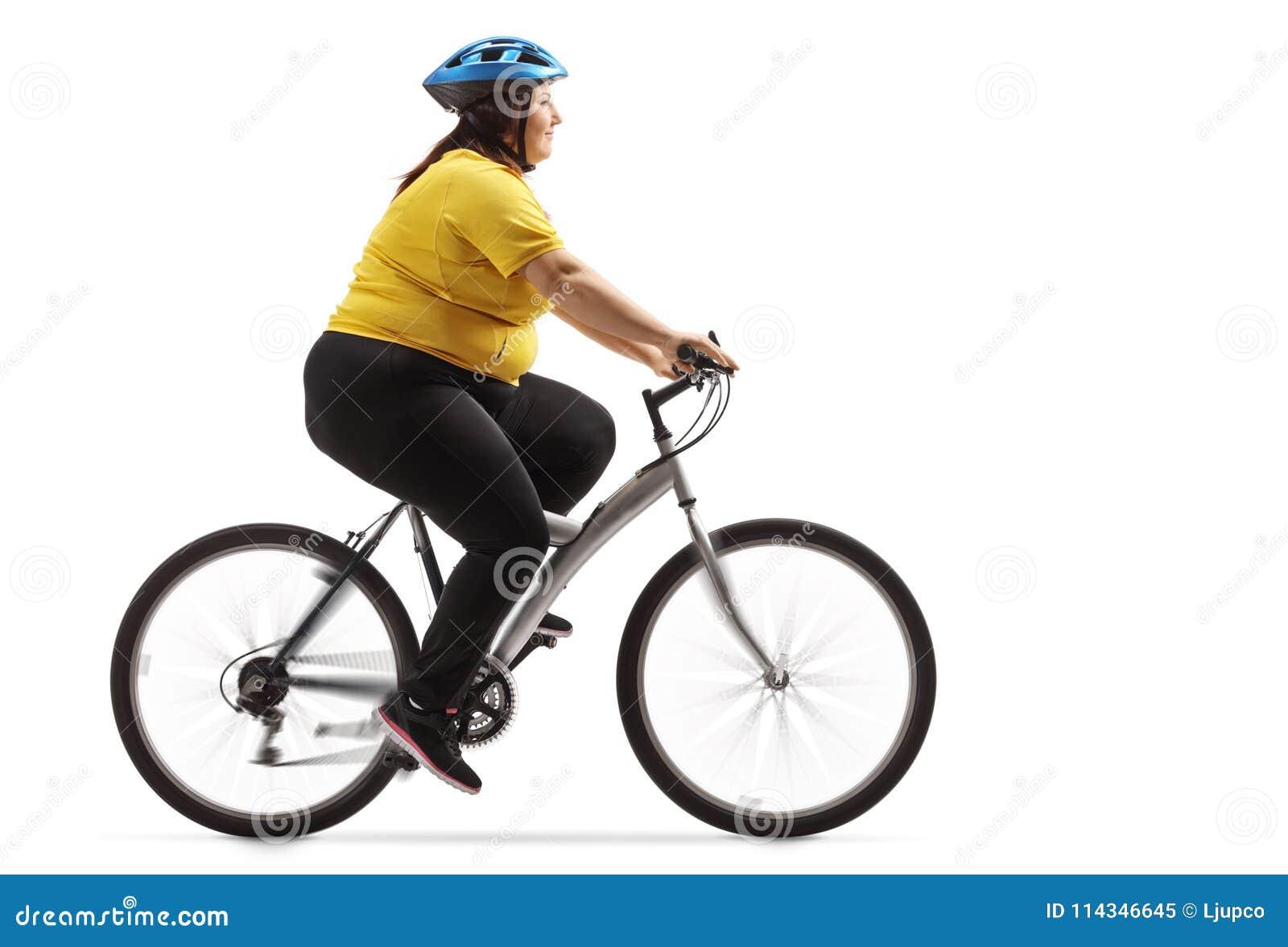 cykel för överviktiga