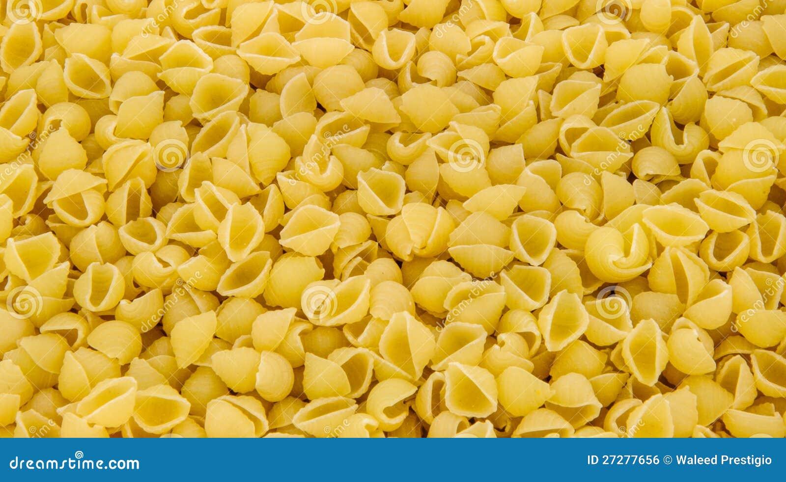 Övre sikt för Macaroni