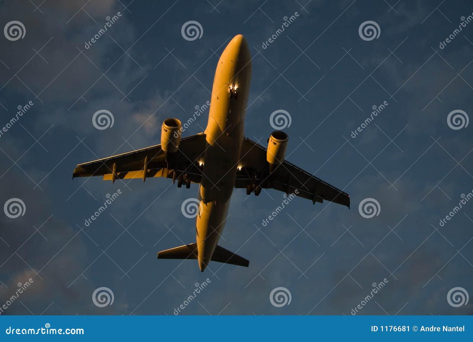 Último aterrizaje