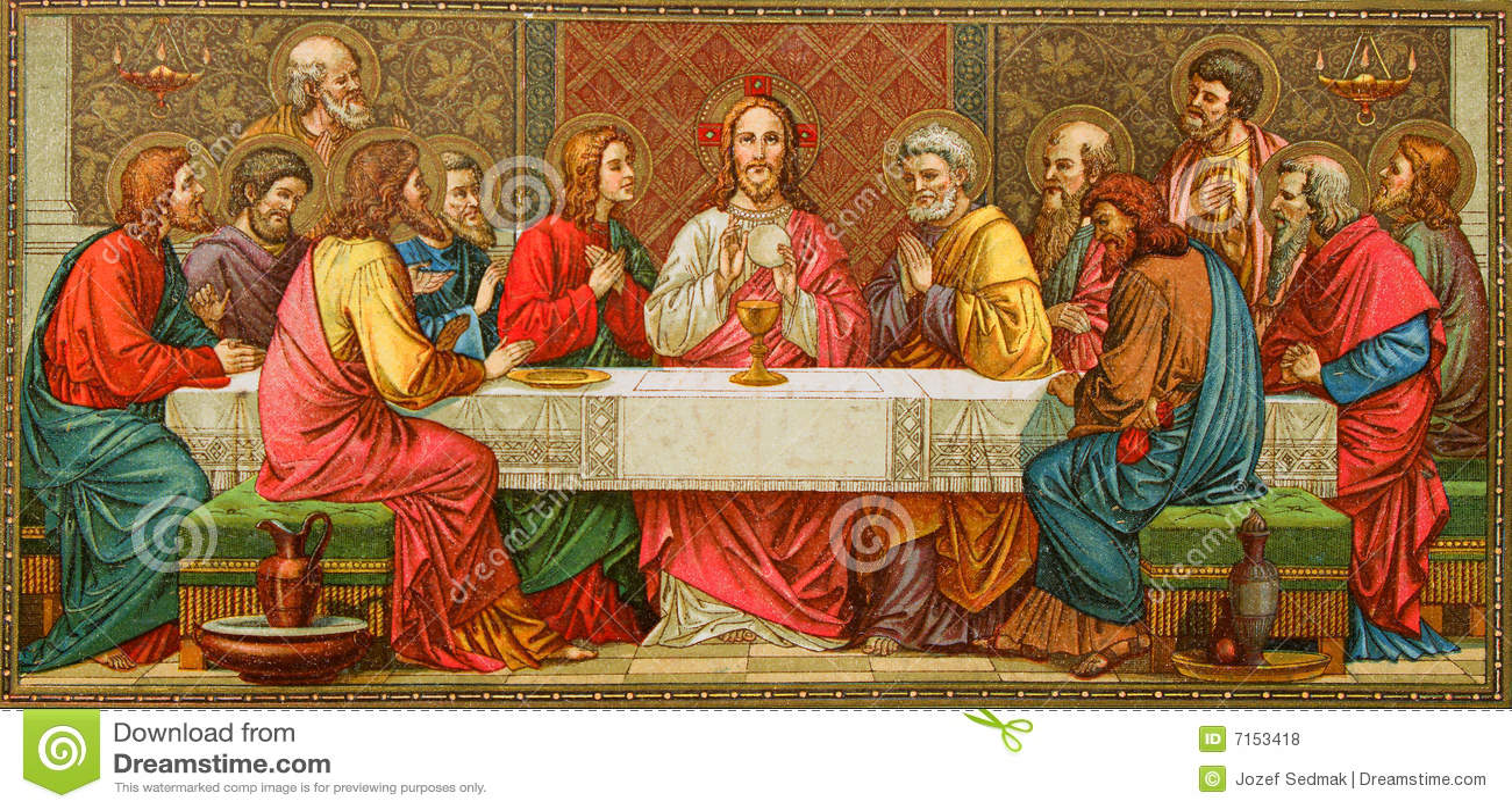 Último estupendo de Cristo