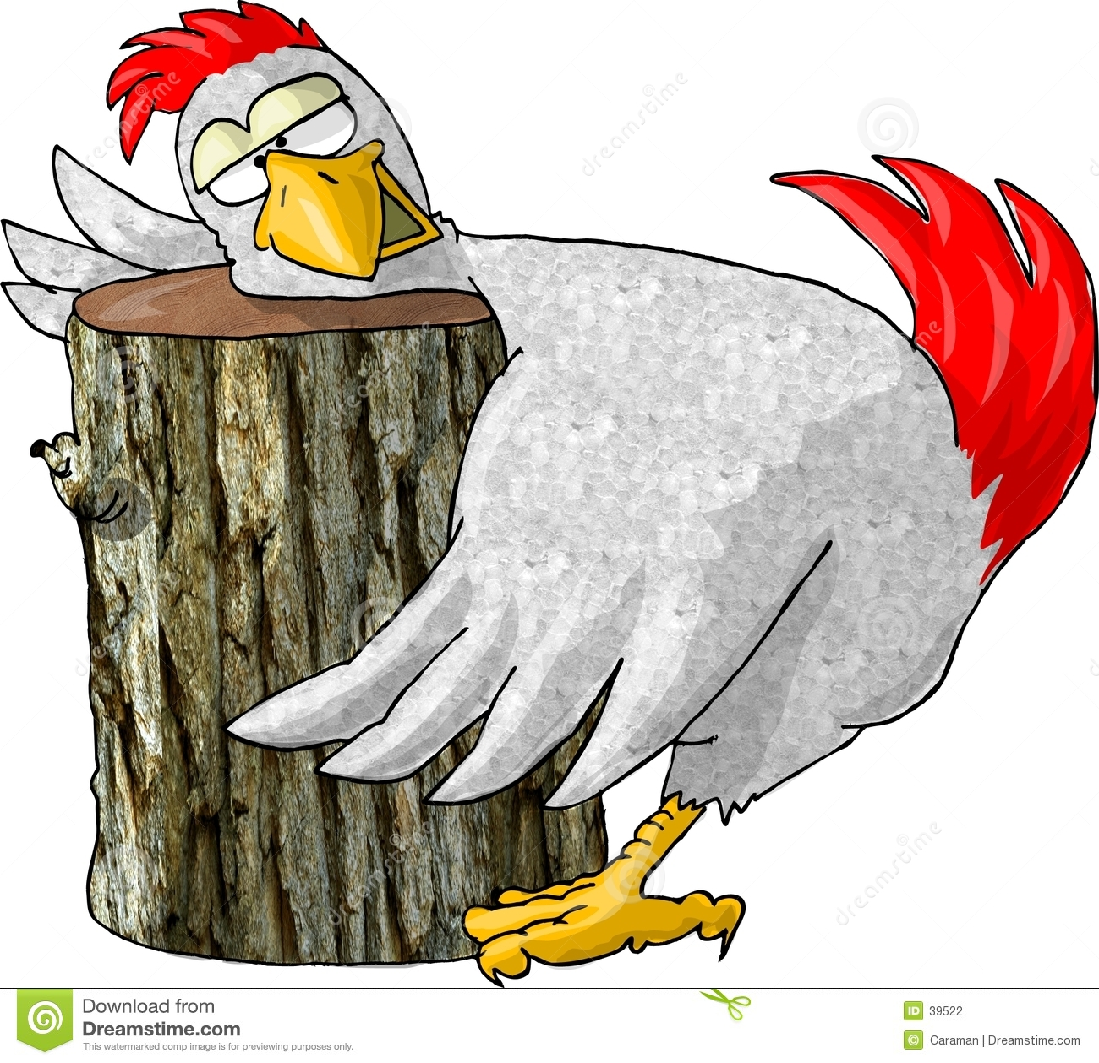 Últimos ritos da galinha