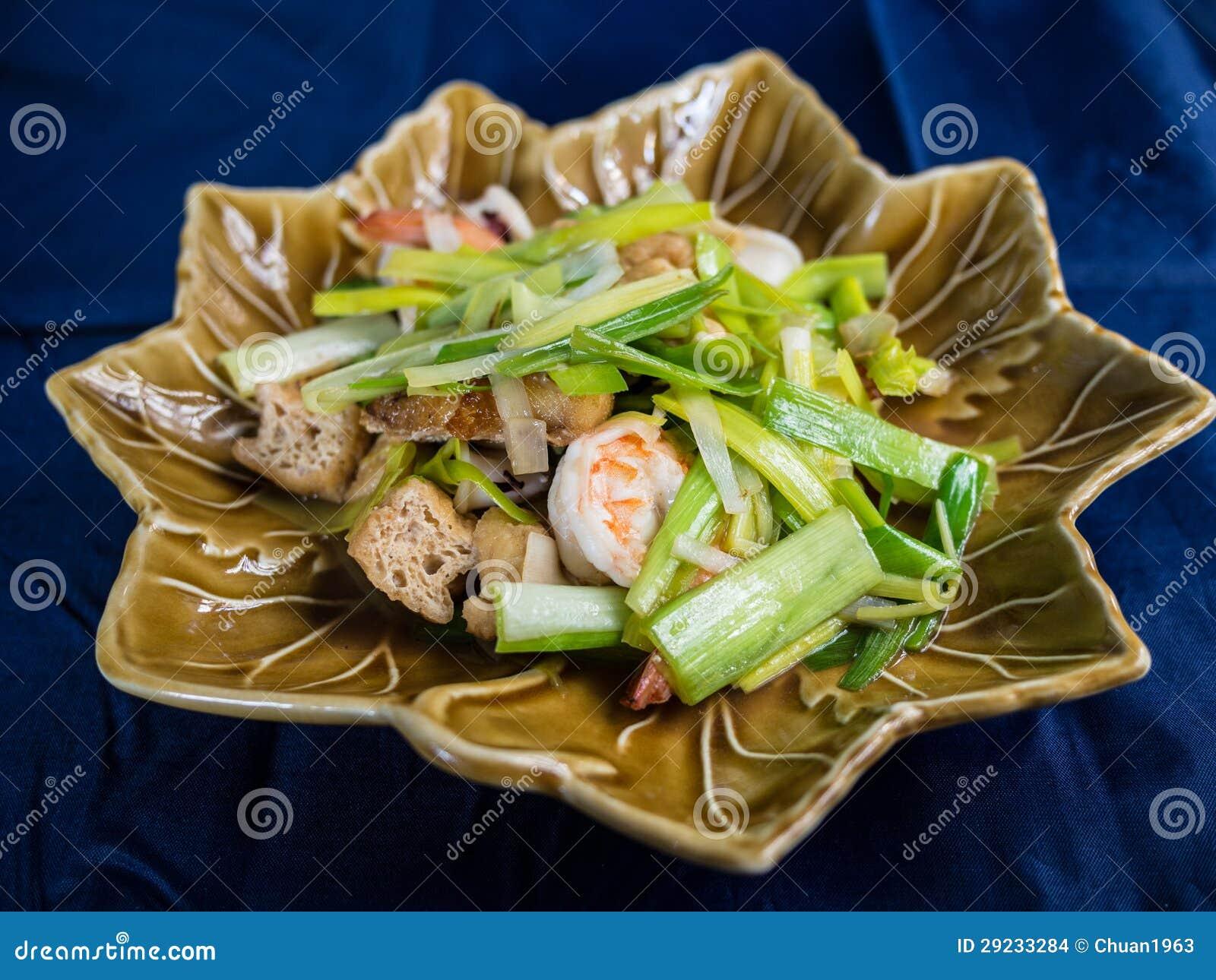 Download Única refeição chinesa foto de stock. Imagem de refeição - 29233284