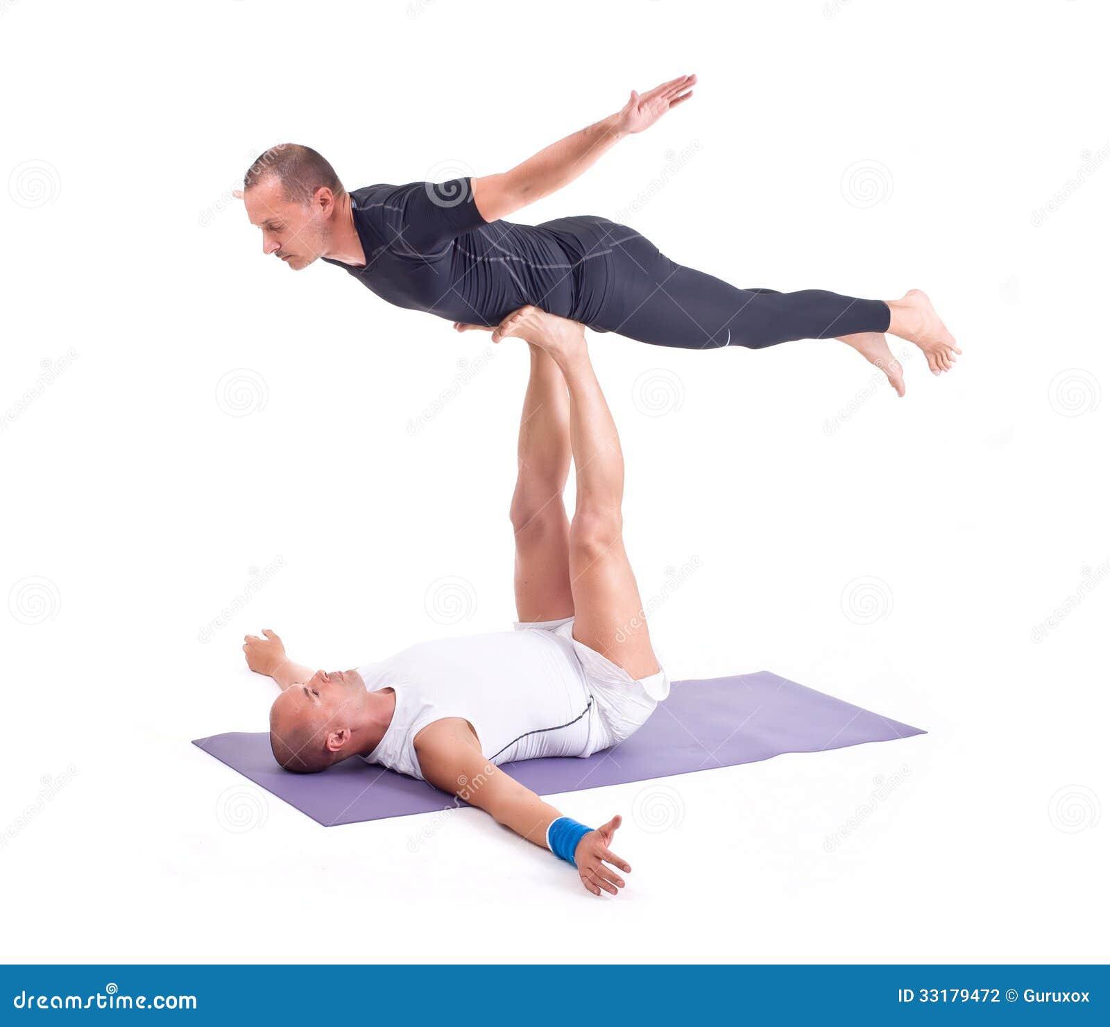 36 People Yoga Poses Hard  ABC News