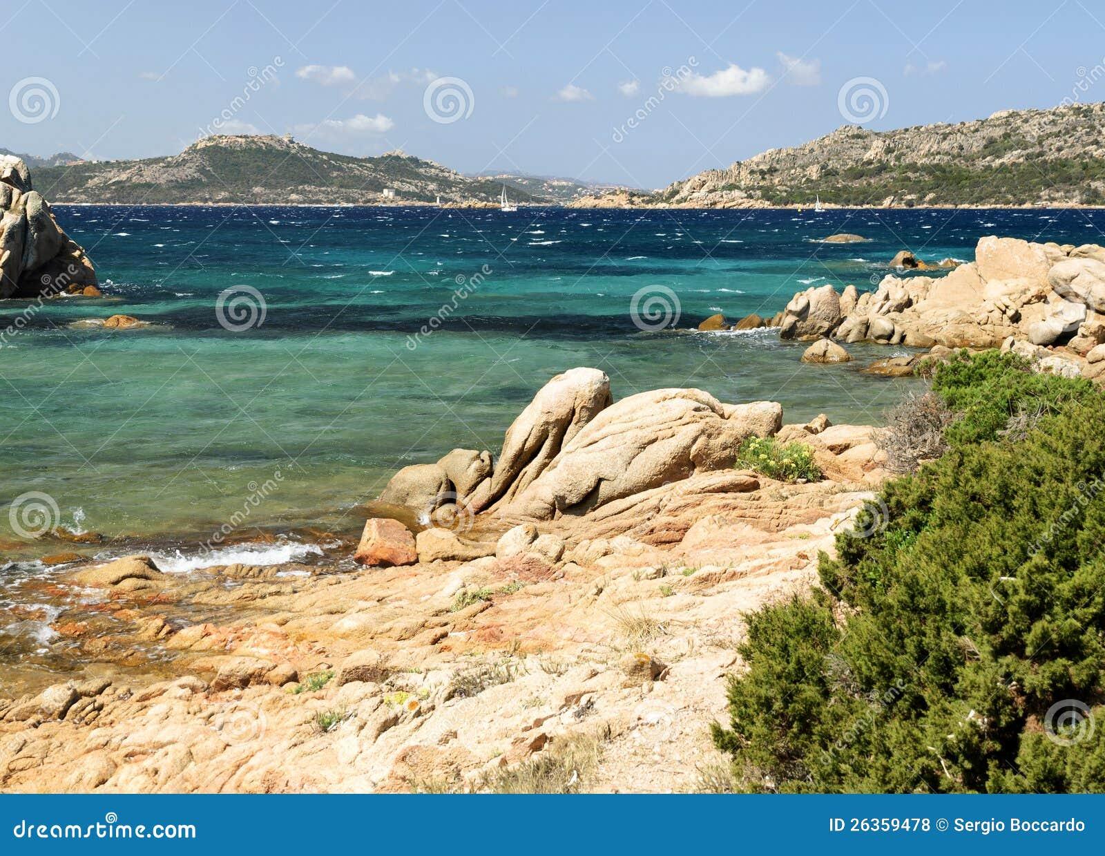 Überblick in Sardinien