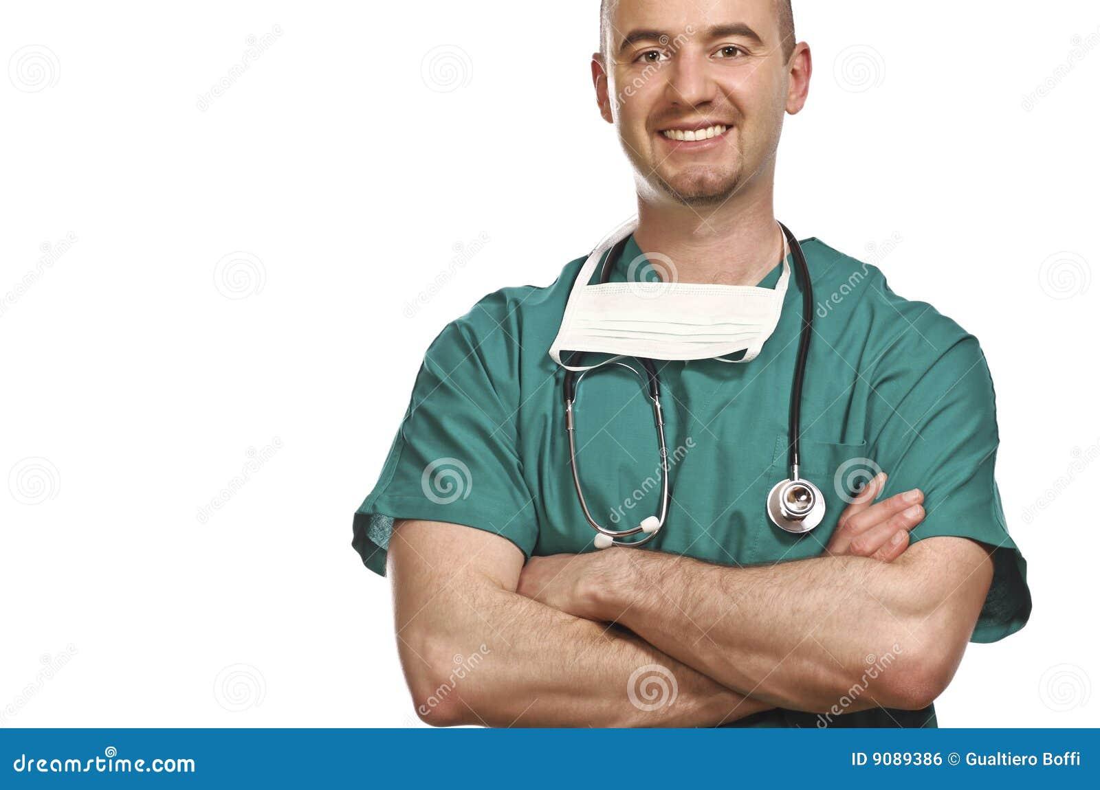 Überzeugter Doktor