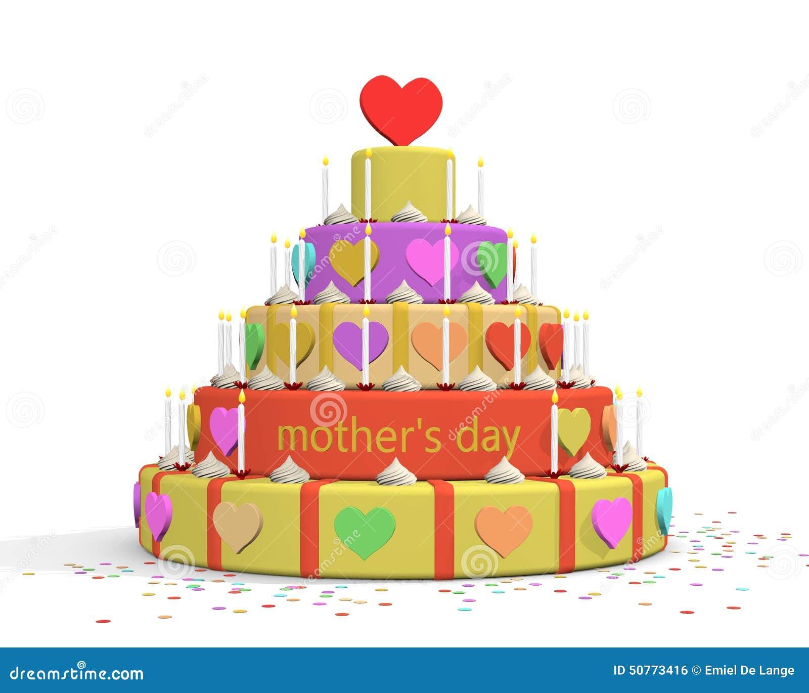 送妈妈的创意蛋糕_2016创意蛋糕图片_心形蛋糕创意 ...