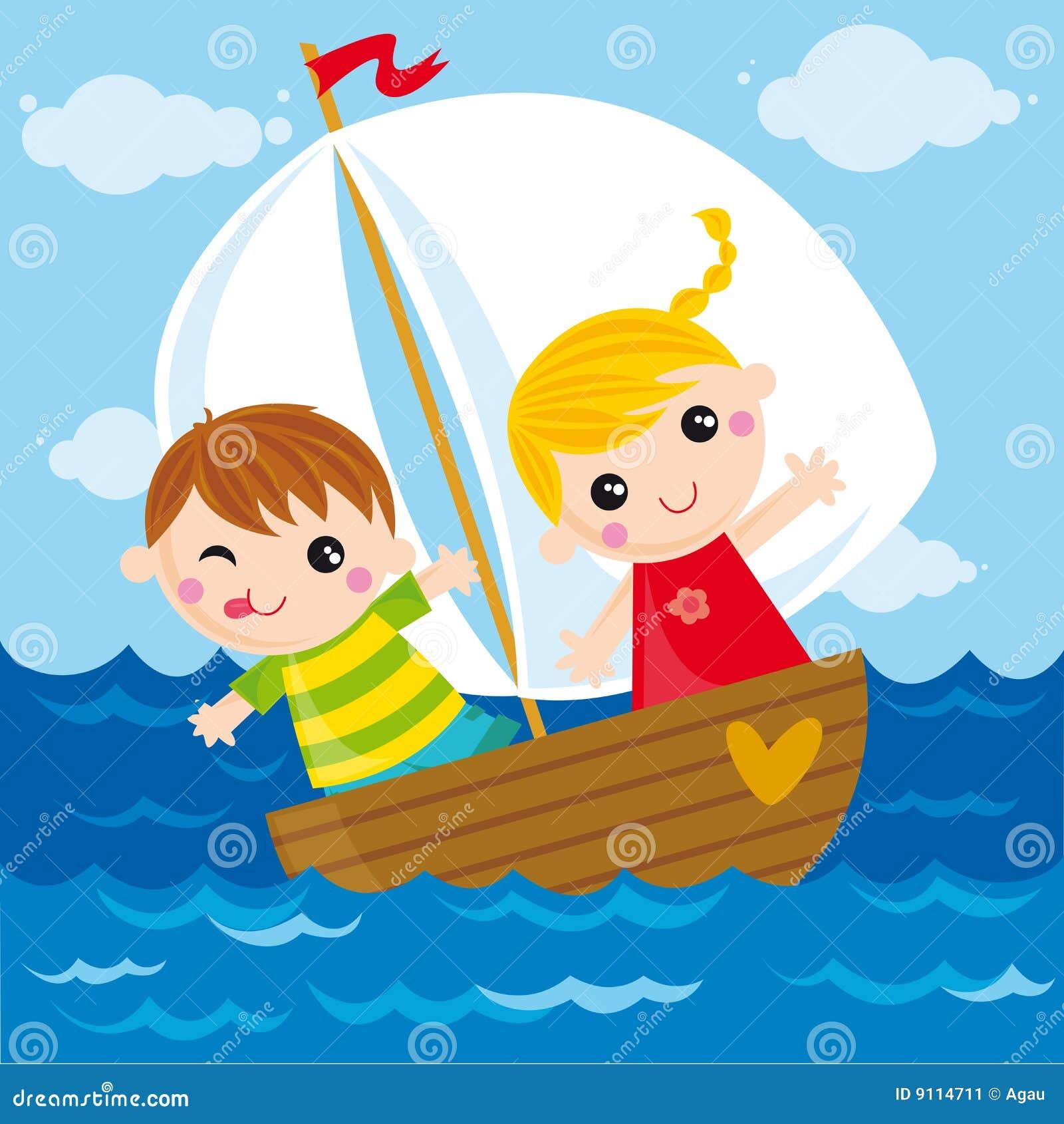 łódź mała