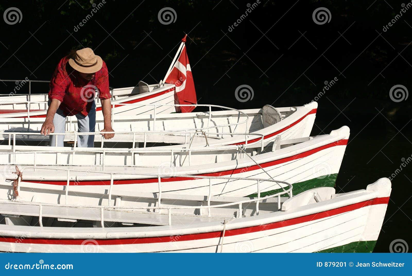 łódka jeziora