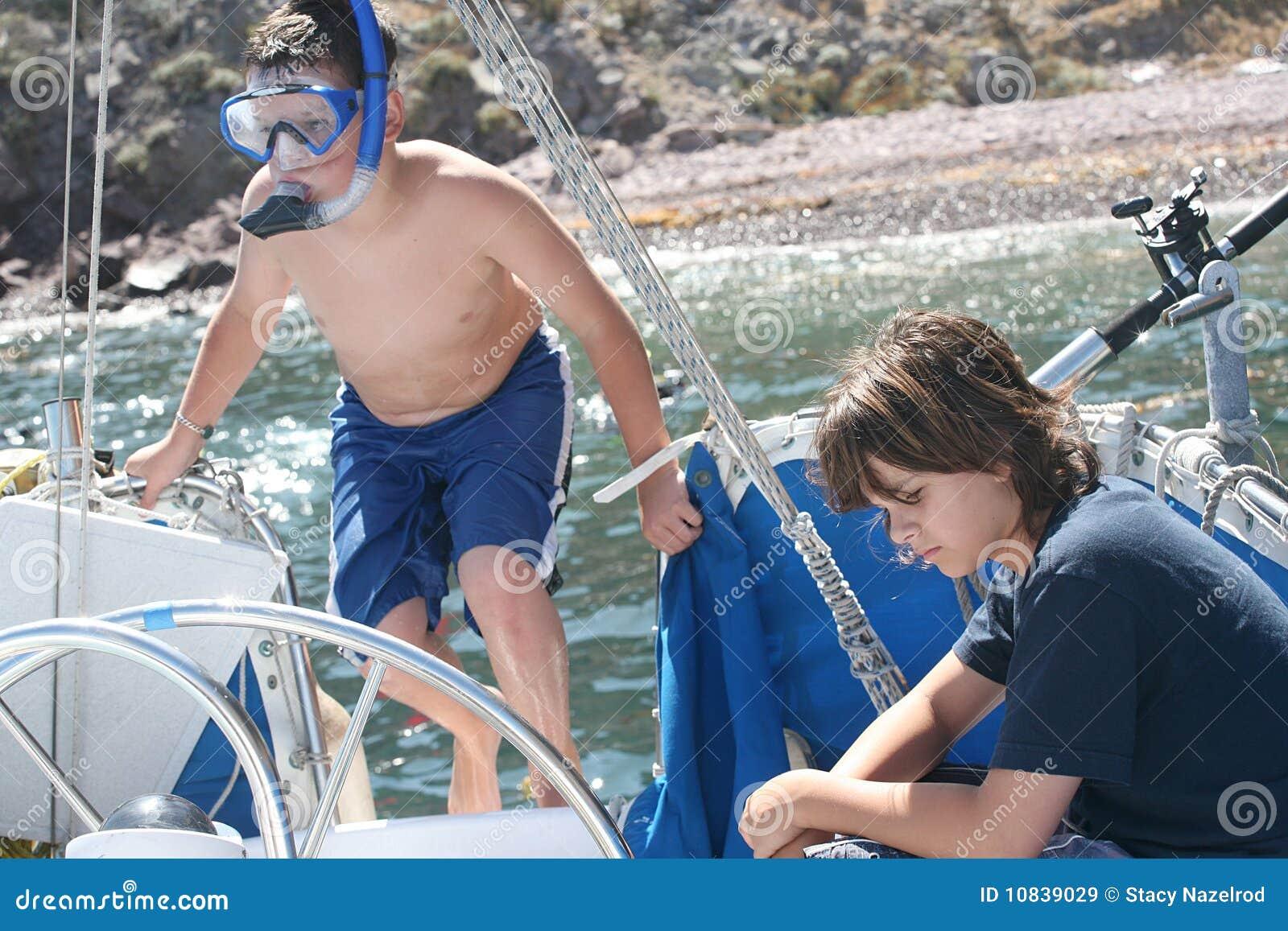 łódkowaci dzieci
