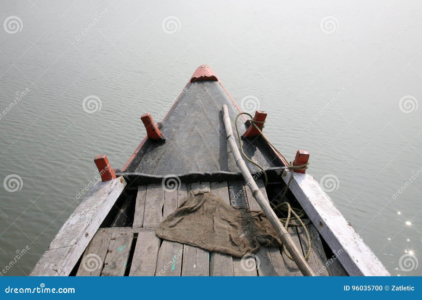 Łódkowata wycieczka w Sundarbans, India