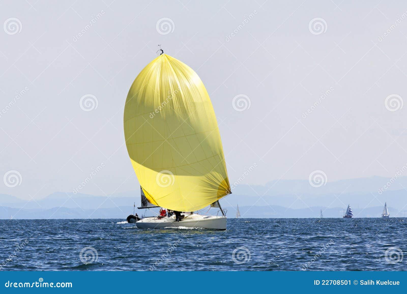 łódkowaty żeglowanie