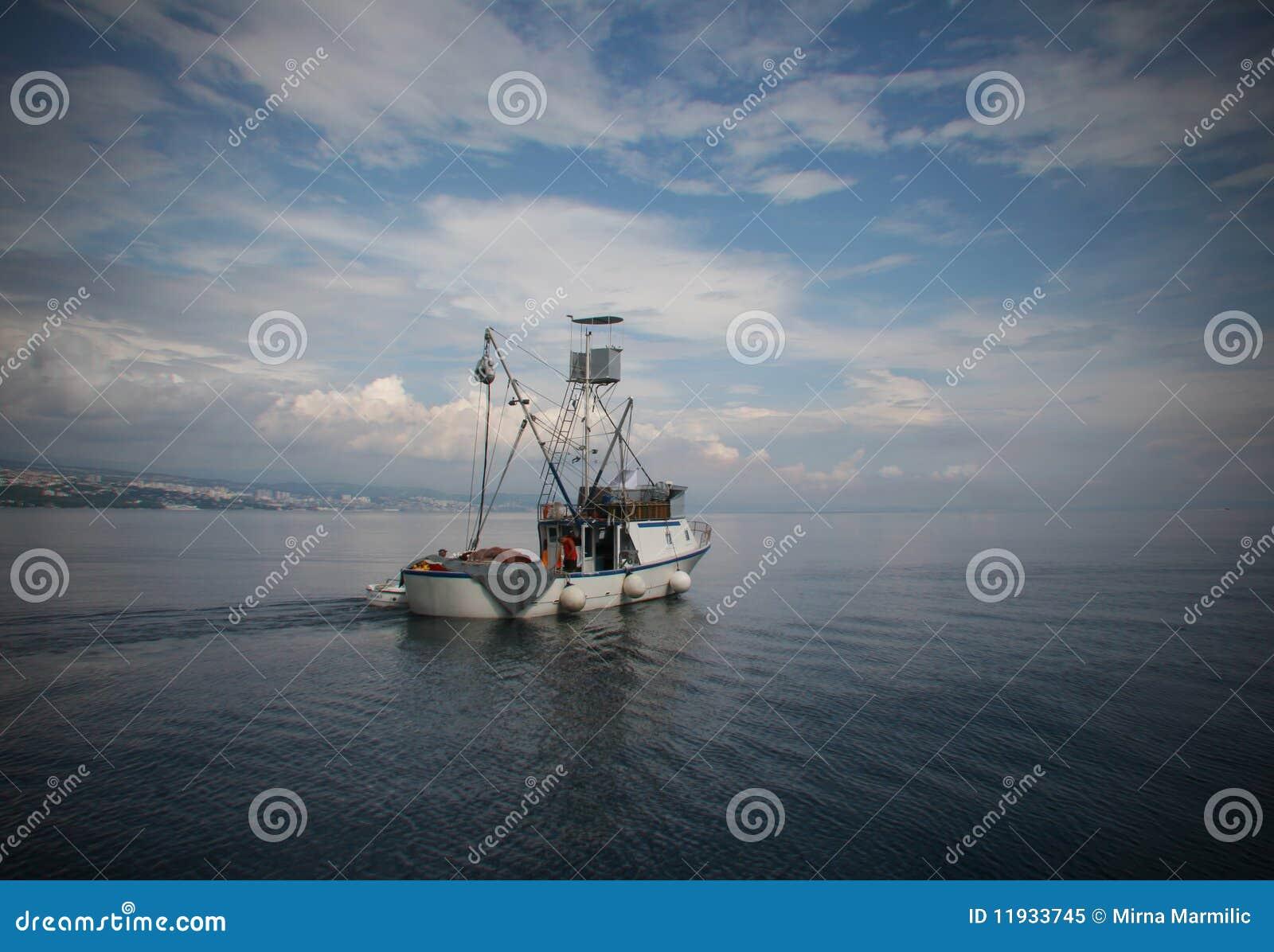 łódkowaty połów