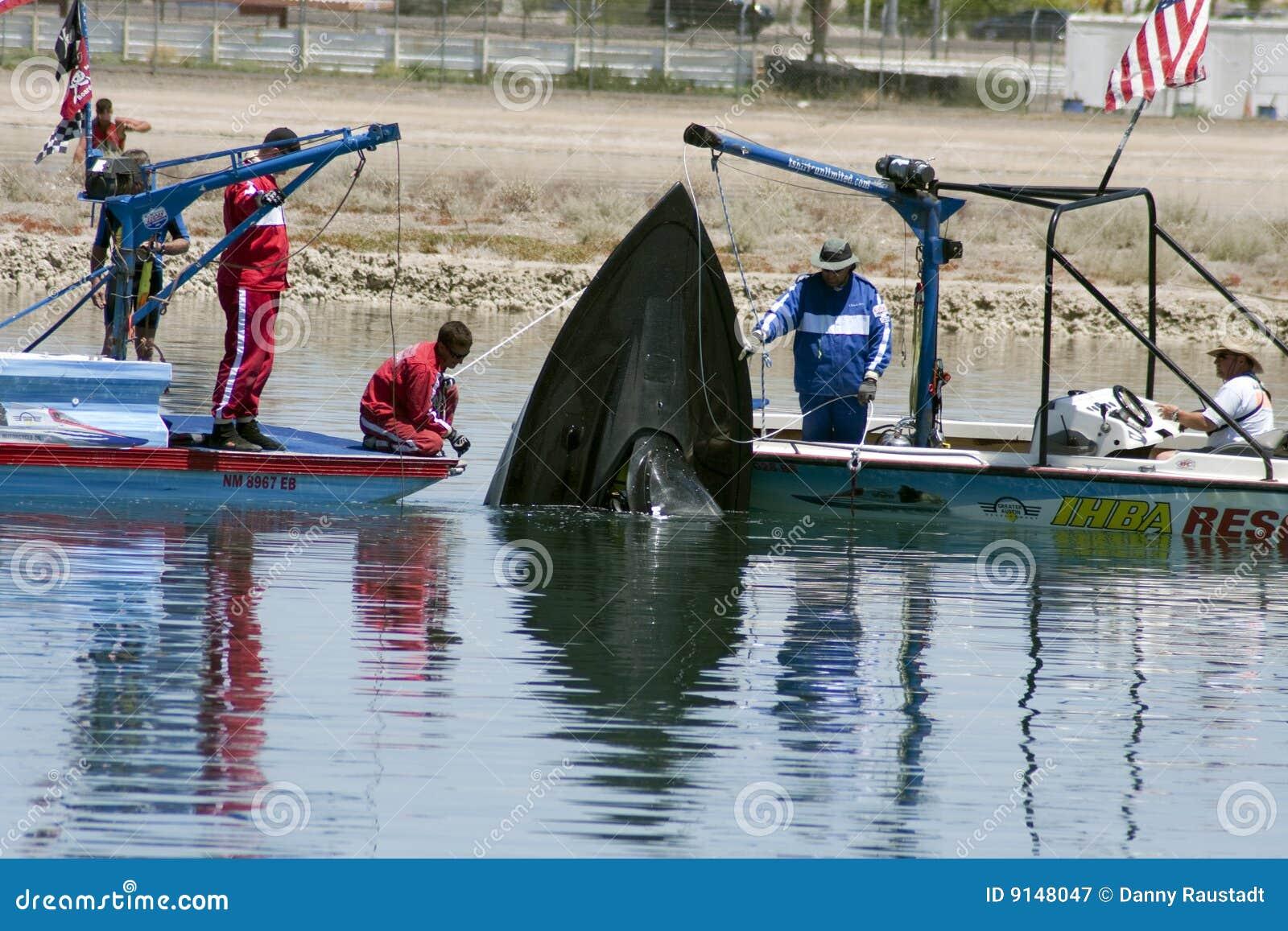 łódkowaty trzaska hydroplane ihba ratunek