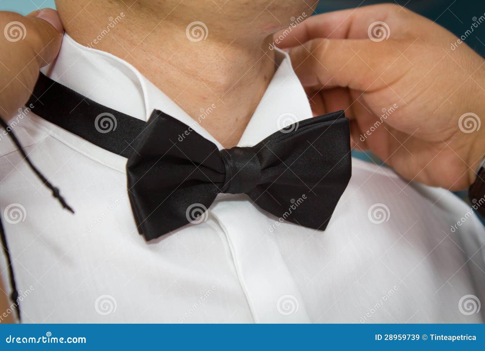 Łęku krawat