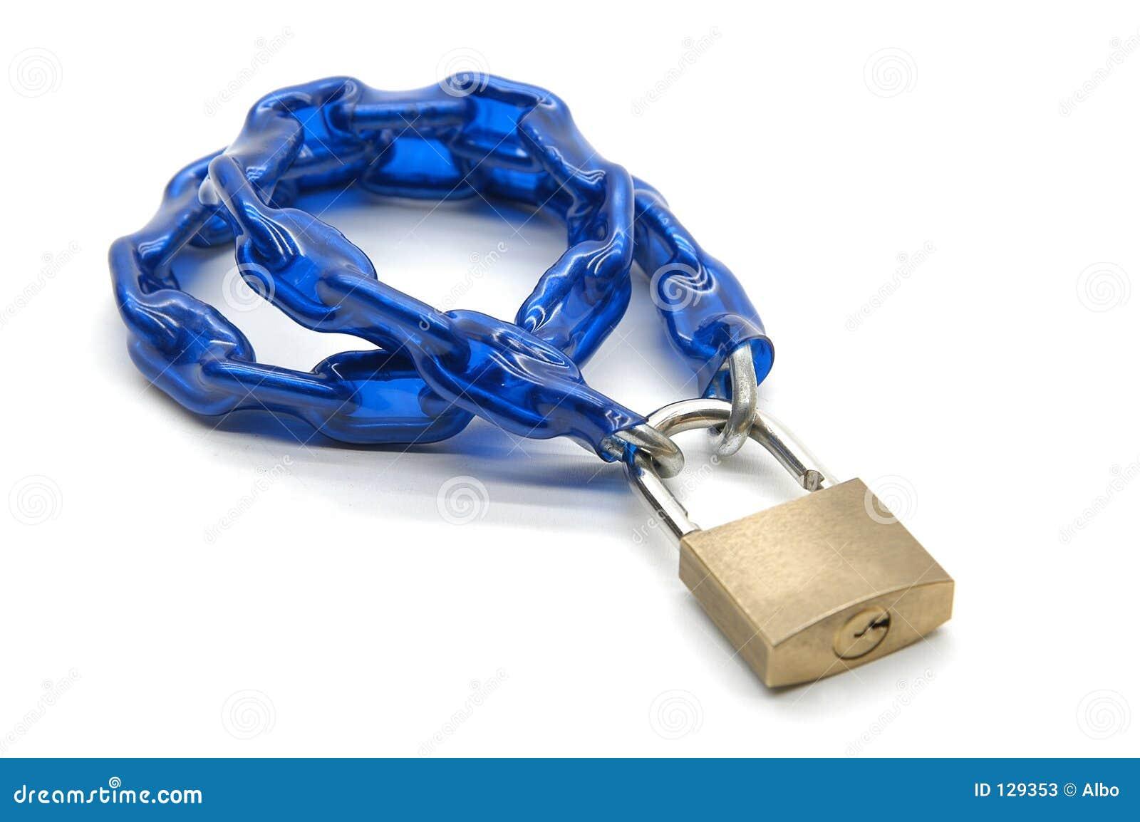 łańcuch blue