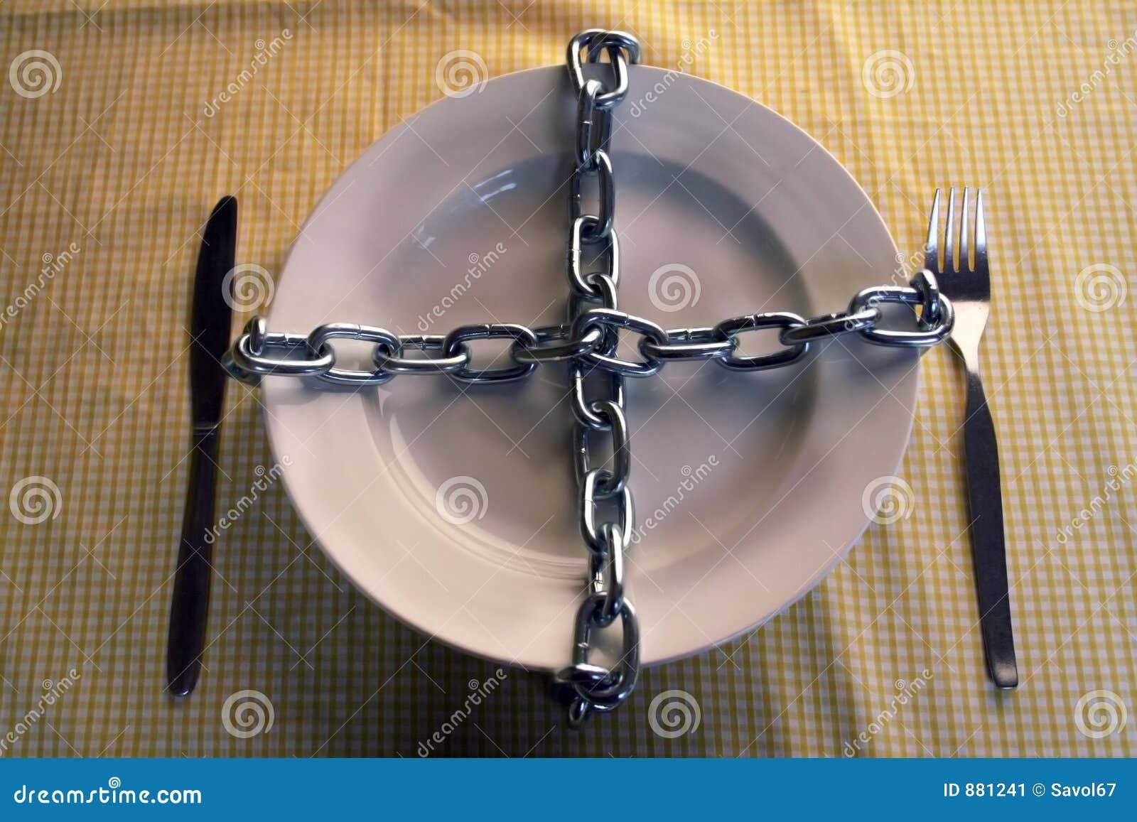 łańcucha żywności dietetycznej