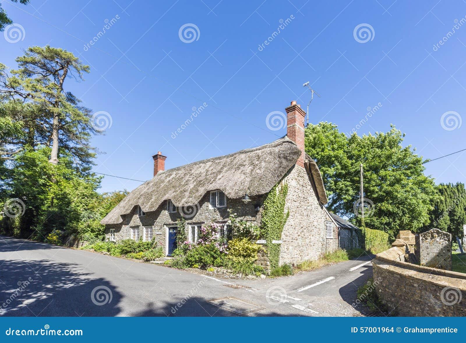 Ładna chałupa w Thomas Hardy kraju, Dorset, zachód Anglia