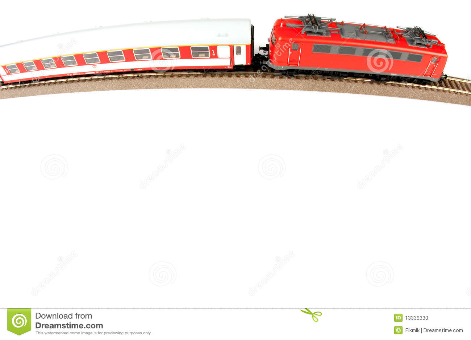 ładunku pociąg