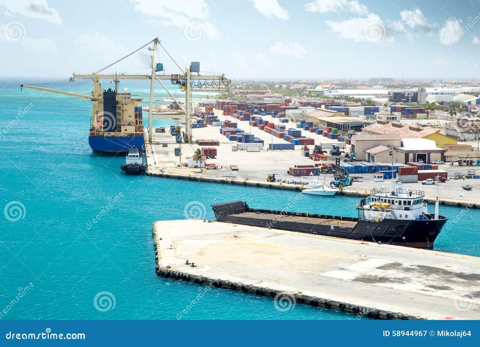 Ładunku schronienie na Aruba