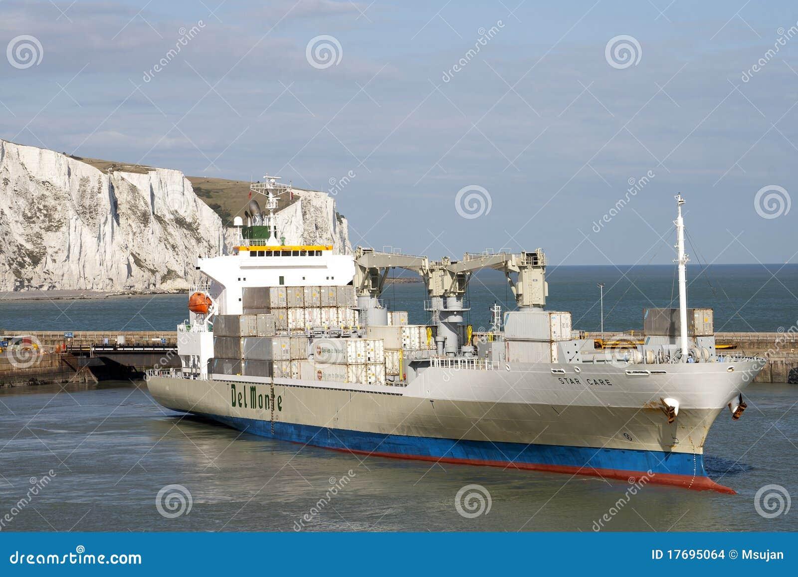 ładunku zbiornika statek