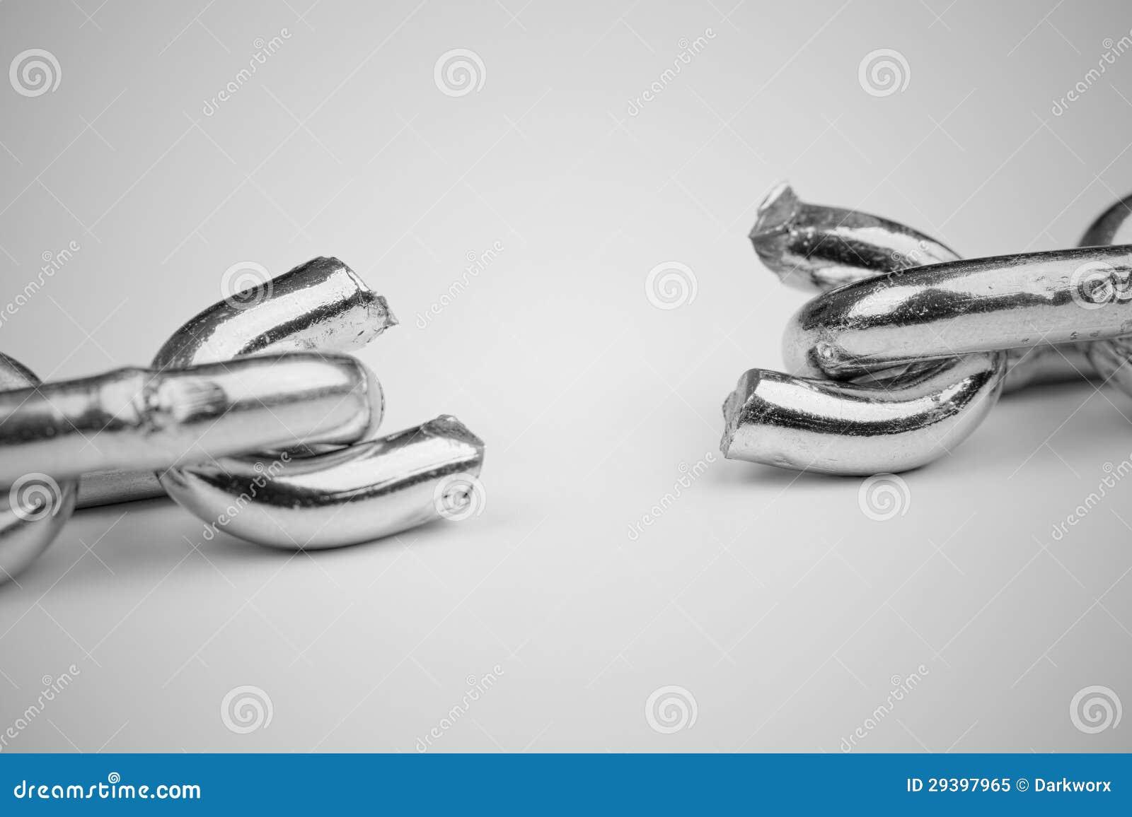 Łamany łańcuch