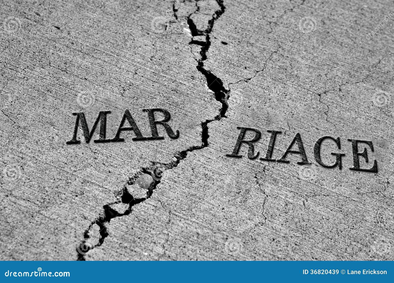 Łamany małżeństwo