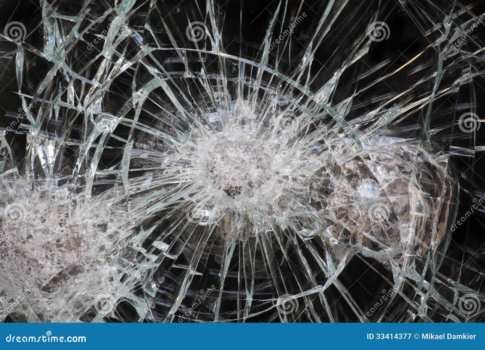 Łamany okno