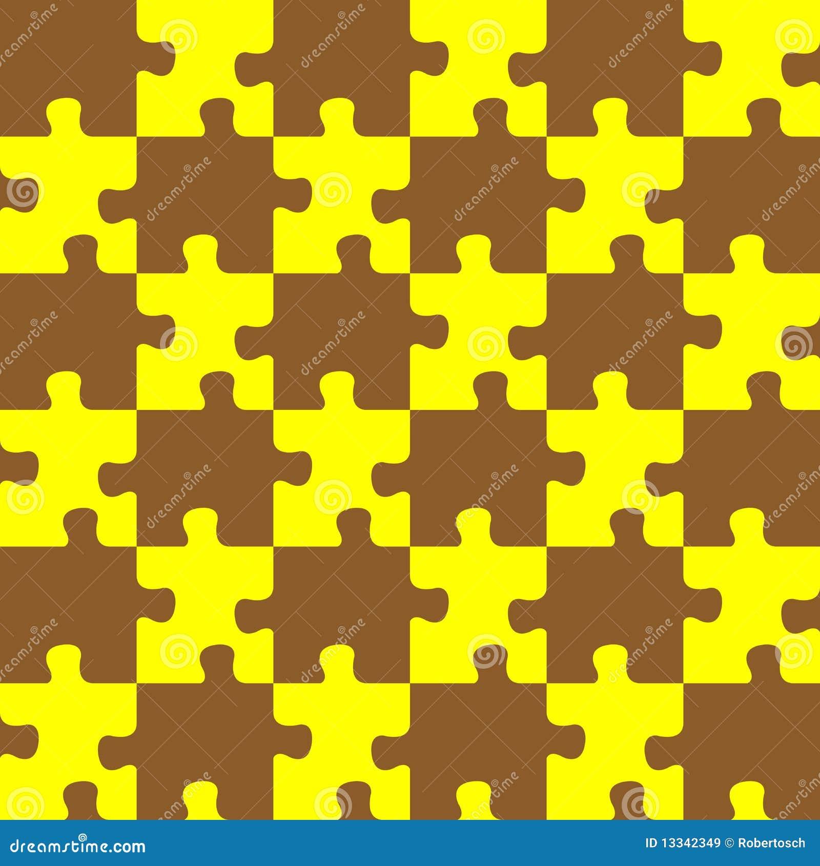 łamigłówki kolor żółty