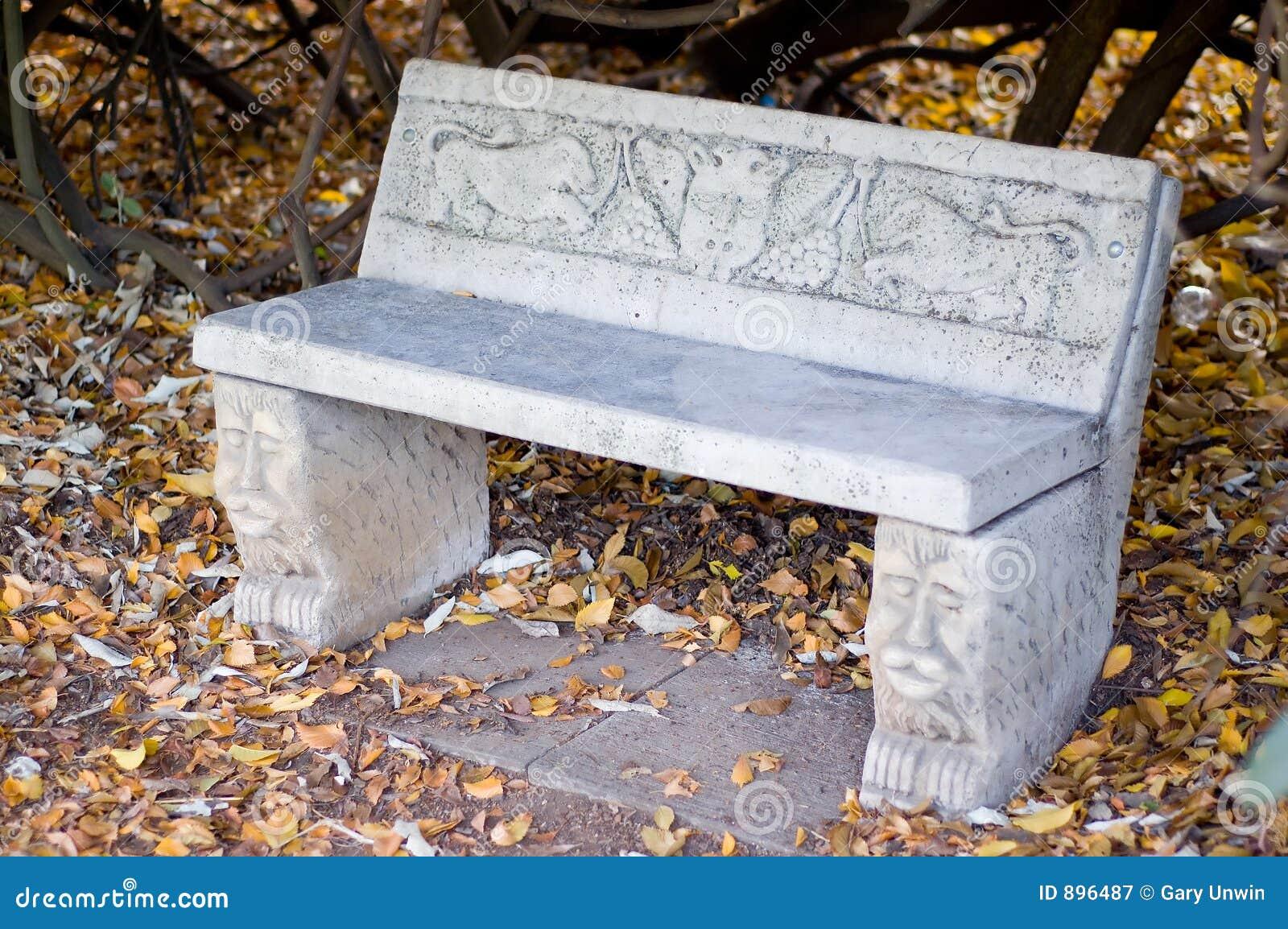 ława park stone