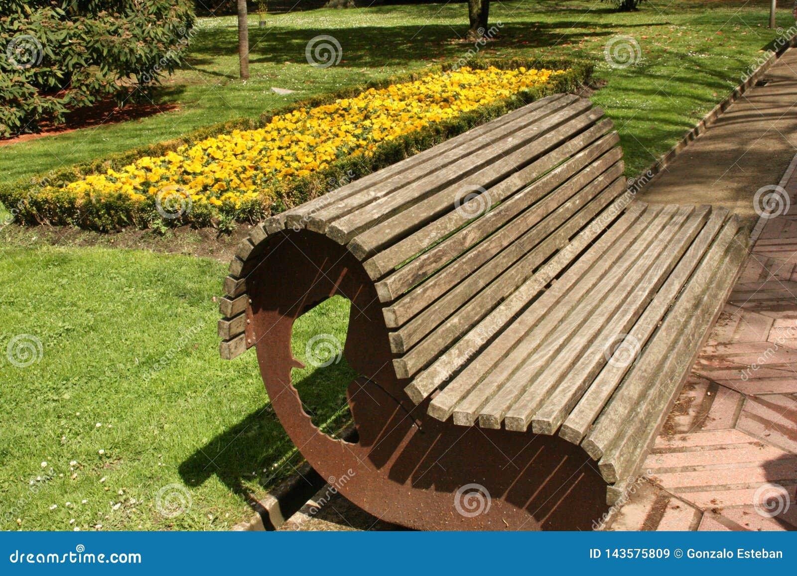 ławki Croatia parkowy ribnjak