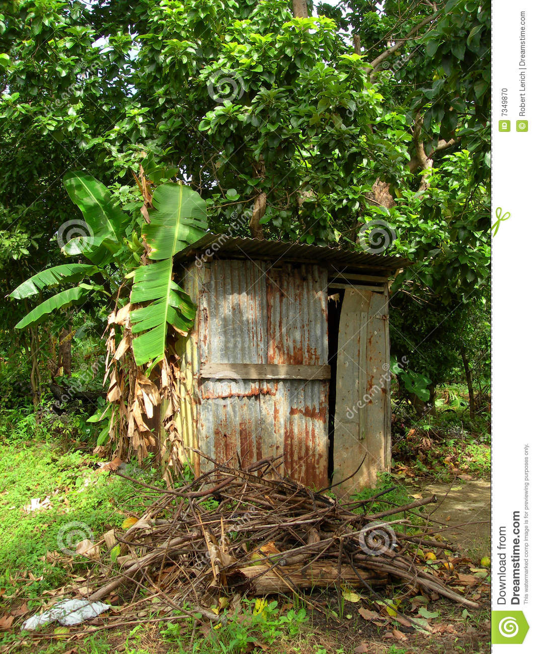 łazienki domowy Nicaragua outhouse toalety cynk