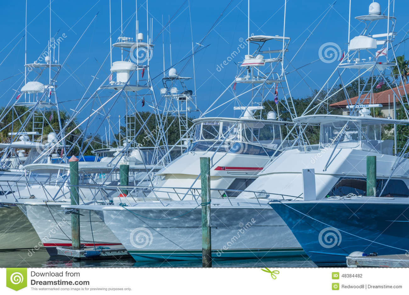 łodzie głębi morza połowów
