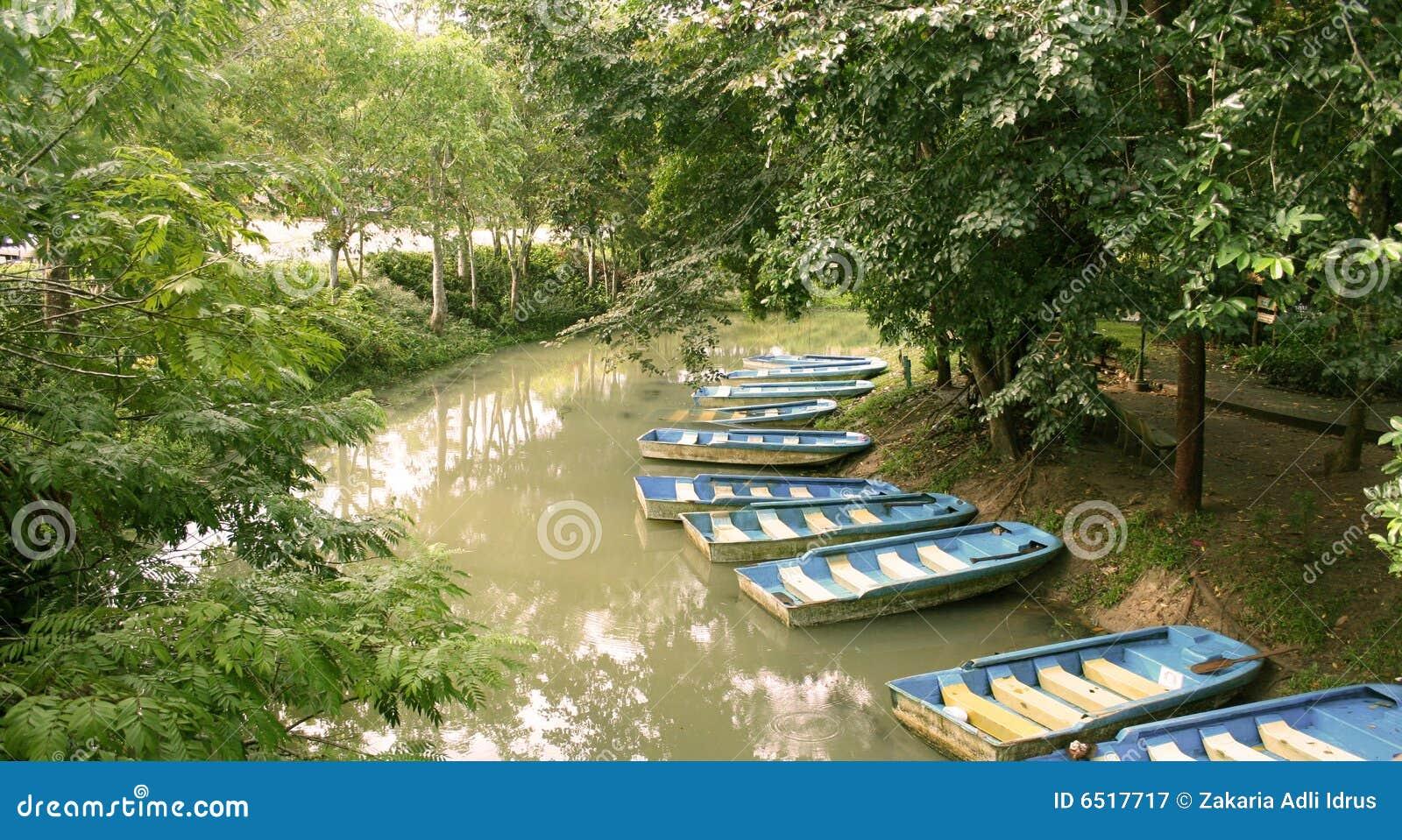 łodzie rzeczne