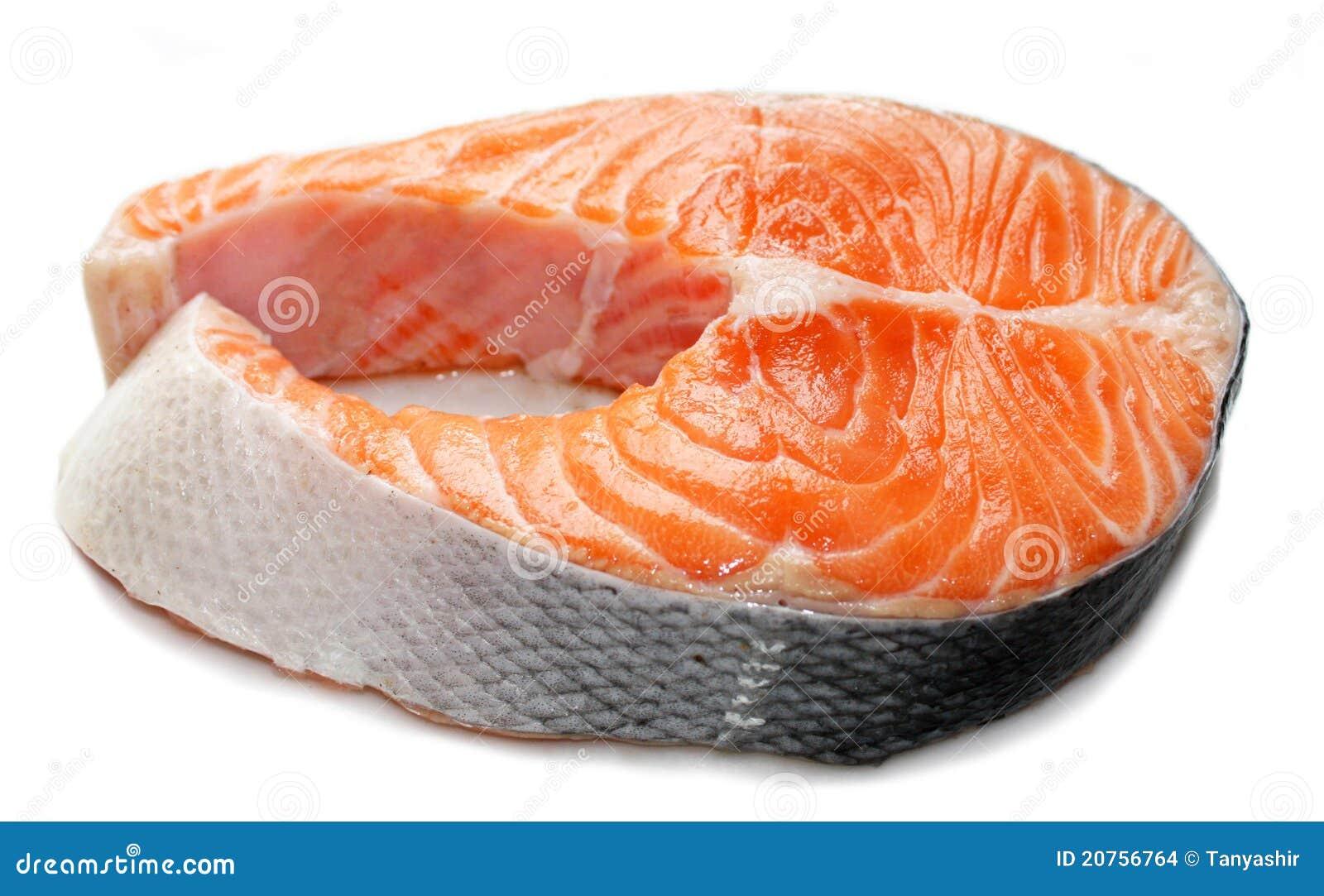 łososiowy stek