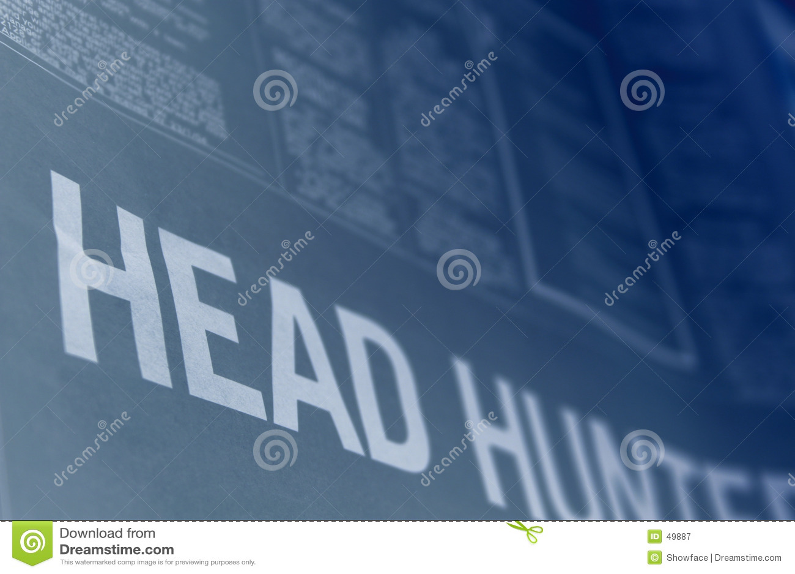 łowcą głów