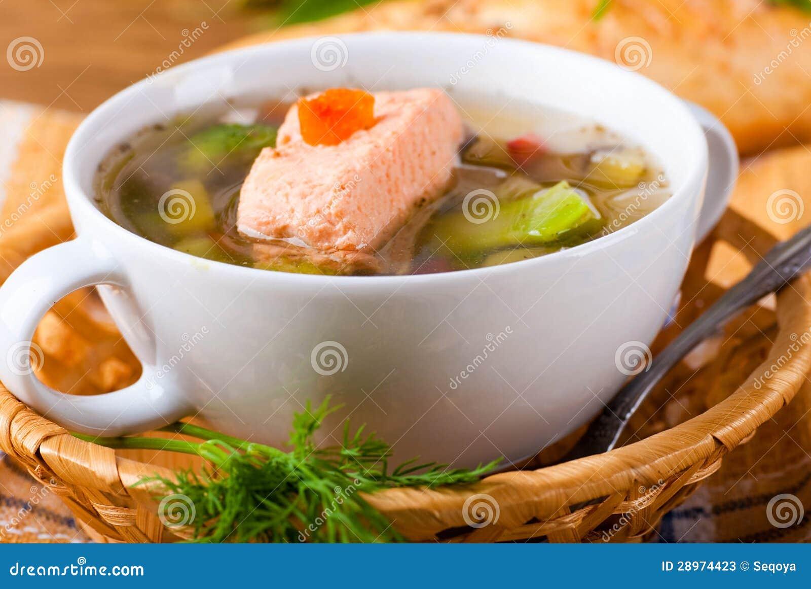 Łowi pstrągowego chleb i polewkę