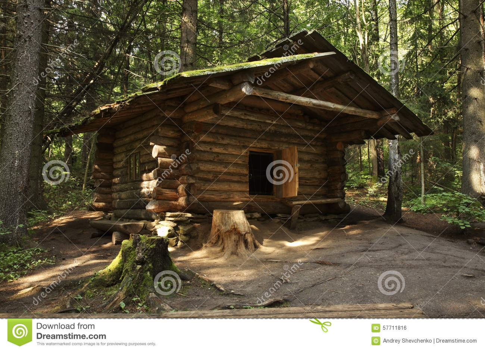 Łowiecki pobyt w Khokhlovka Perm Krai Rosja