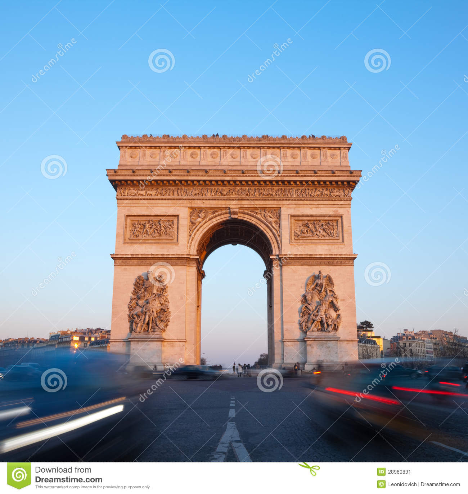 Łuk De Triomphe