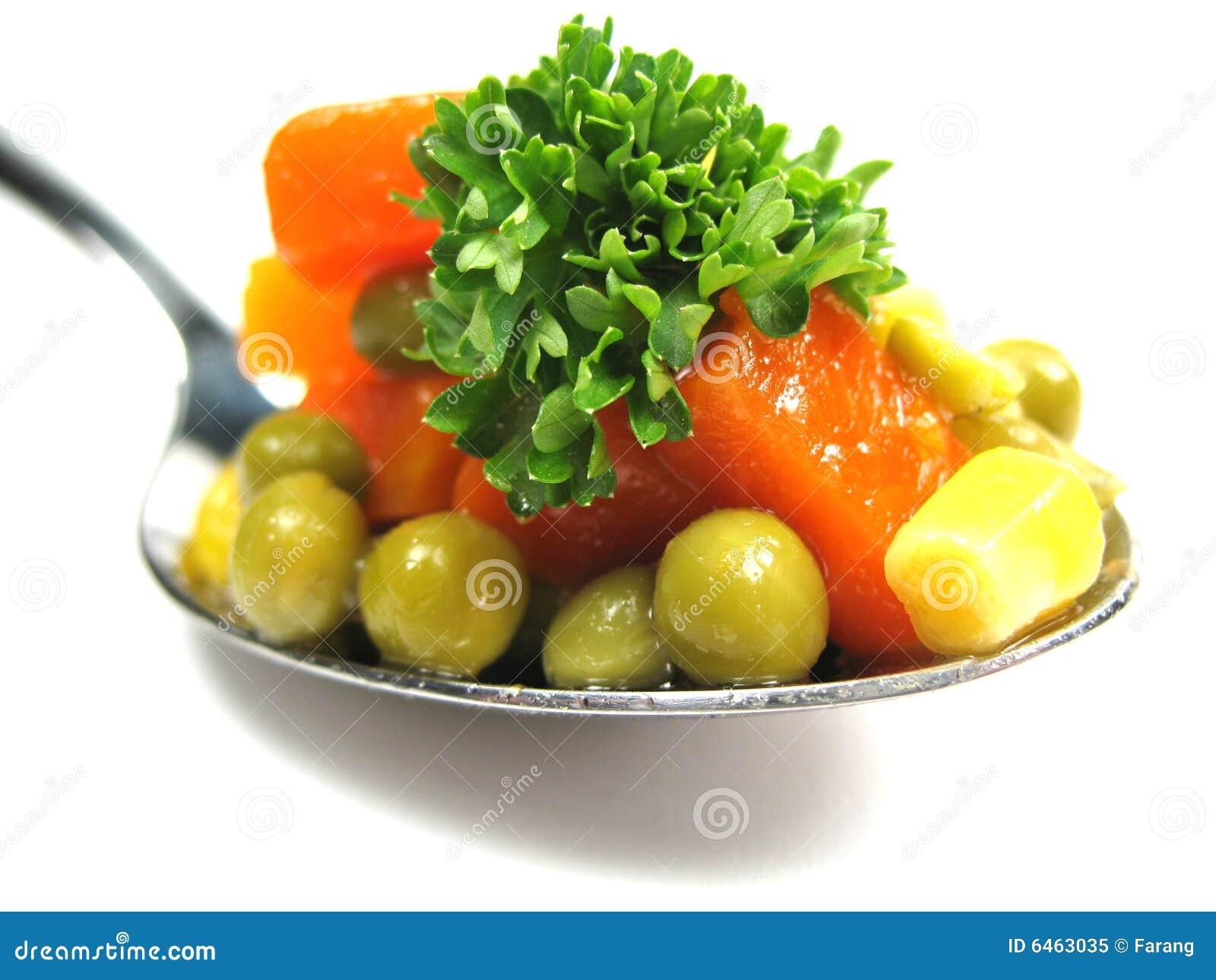łyżkowi warzywa