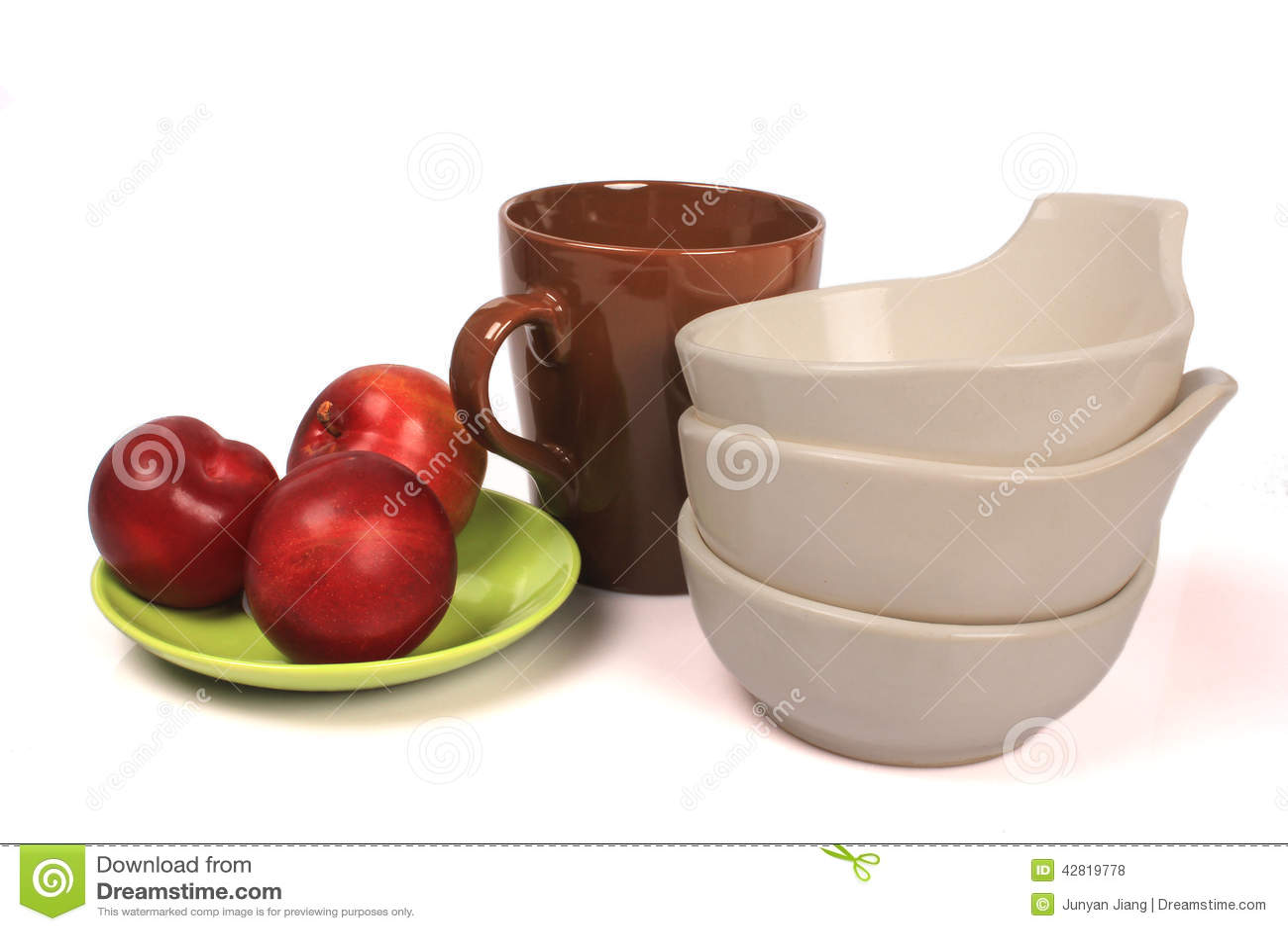 ¼ Œbowls, ¼ Œcups de Plumï del ï de las placas