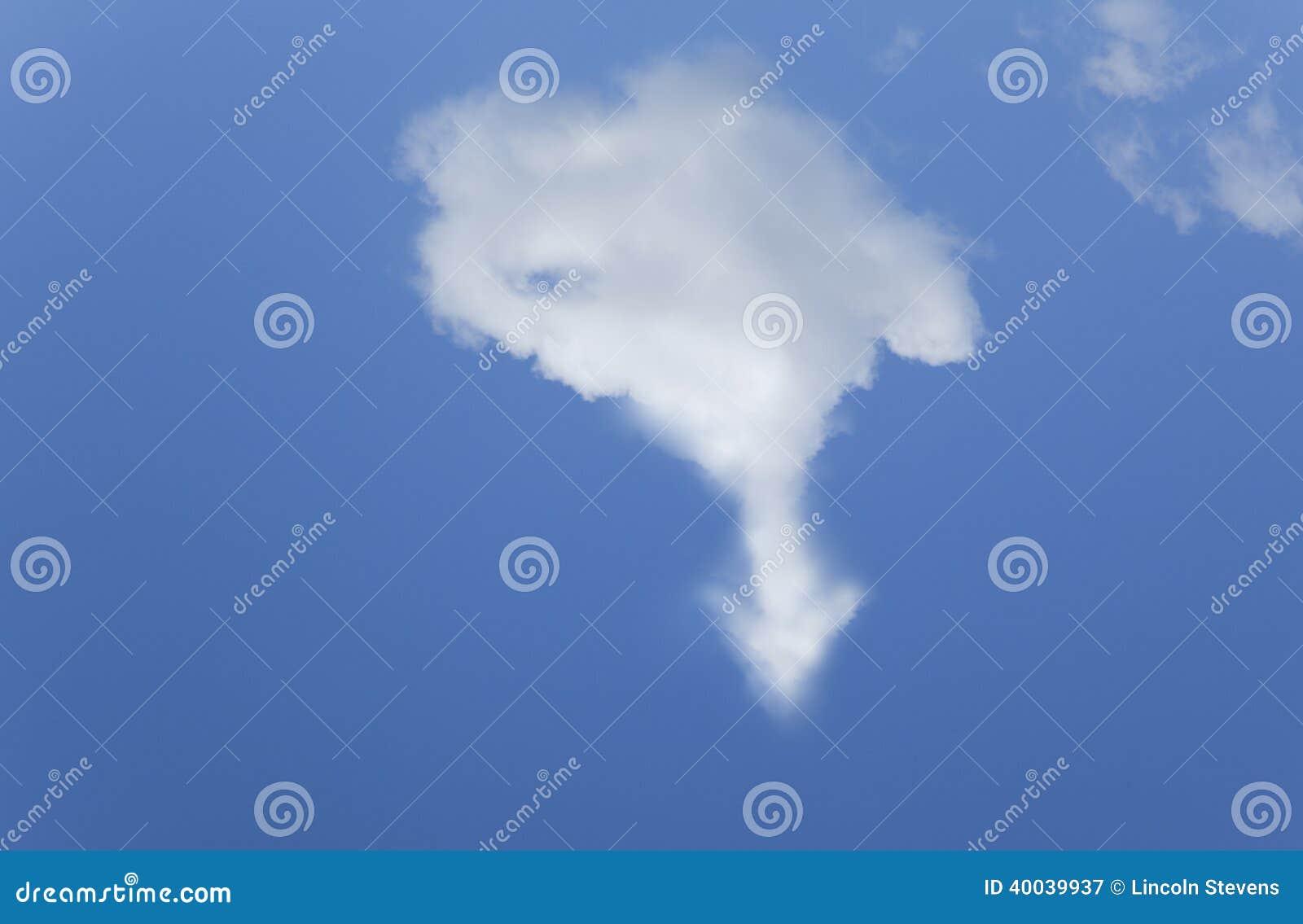 Ściąganie Od chmury