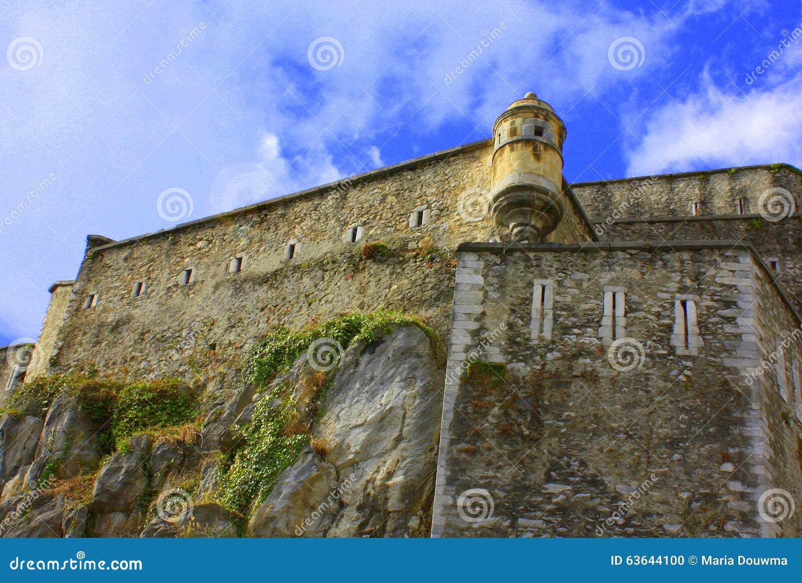 Ściana cytadela