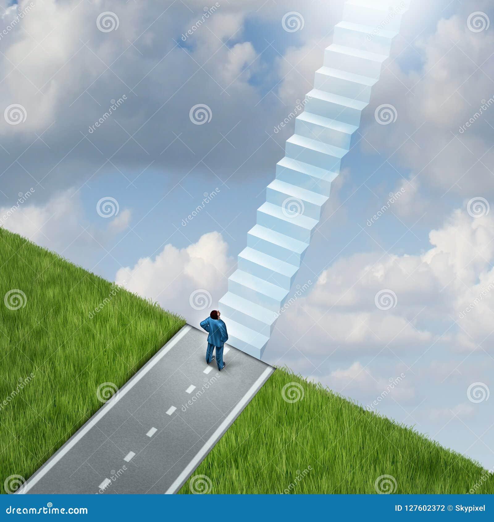 ścieżka nieba