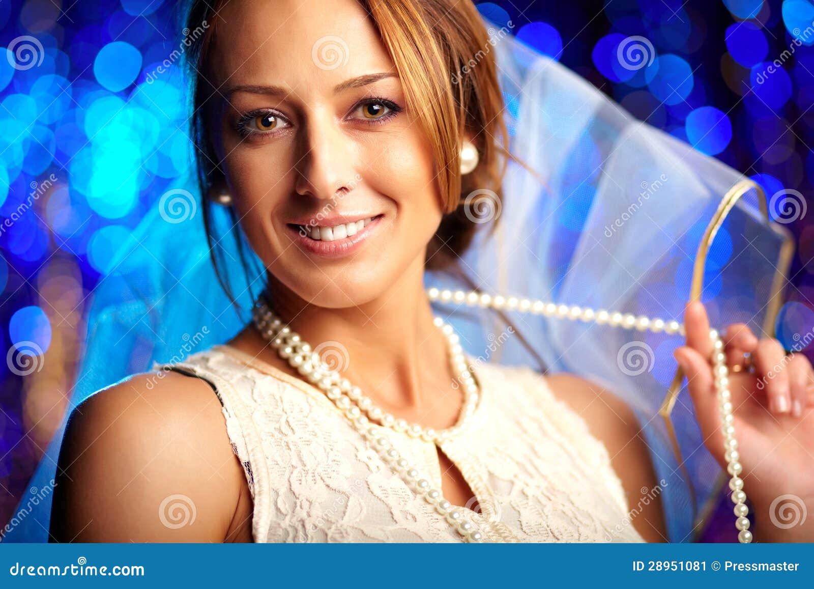 Ślubna dziewczyna