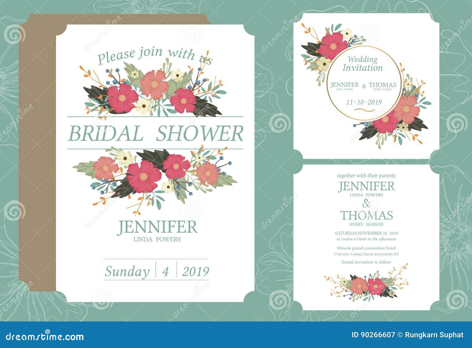 Ślubna zaproszenia karta drukująca w rocznika stylu na 5, 7 calowym białym kartonie w * Stosowny dla par małżeńskich