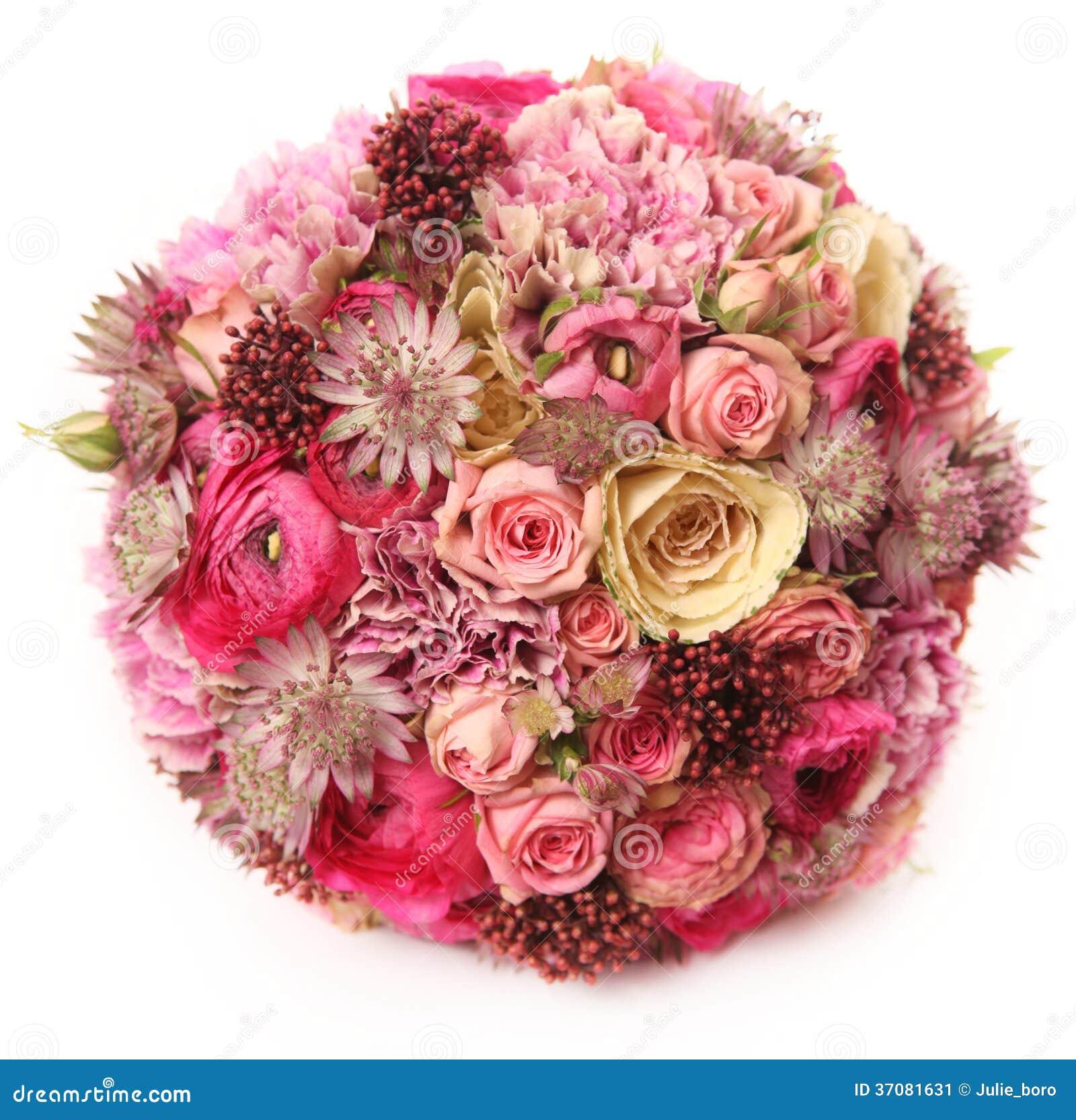 Download Ślubny Bukiet Z Astrantia, Skimma, Brassica, Różany Krzak, Biegał Obraz Stock - Obraz złożonej z kwiecisty, kopia: 37081631