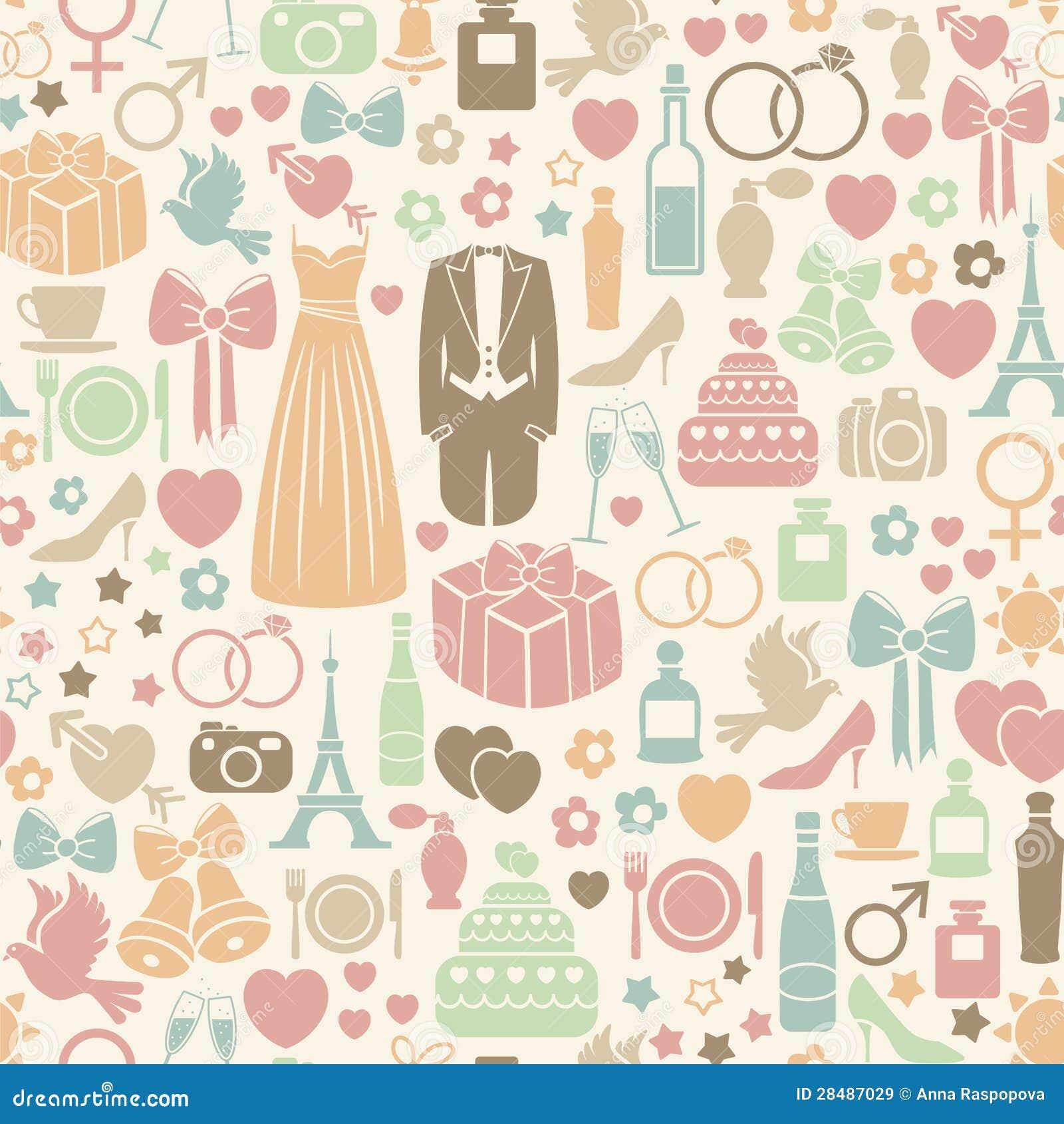 Ślubny wzór