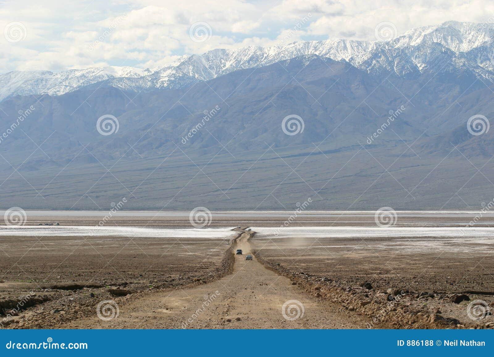 śmierć pustynne mount valley